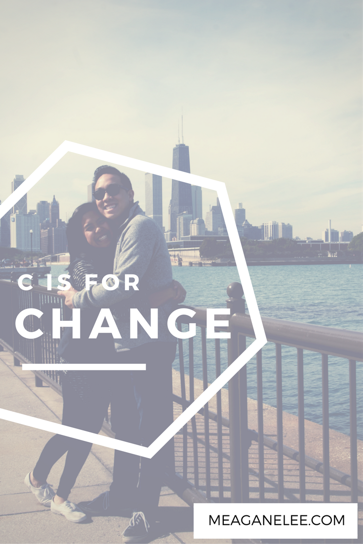 C is forChange