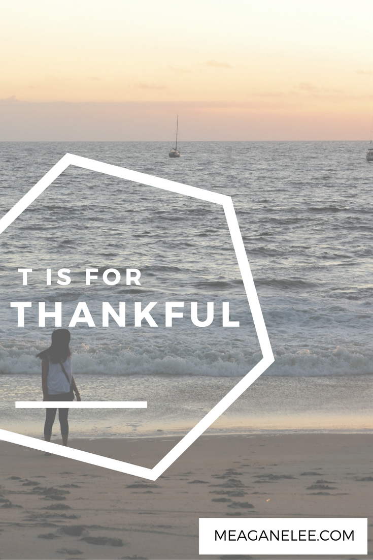 T is forThankful
